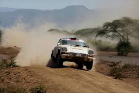 East Africa Rally