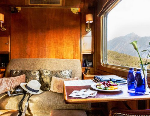 The Blue Train – South Africa