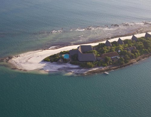Foxes Lazy Lagoon Island Lodge, Tanzania