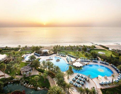 Le Meridien Al Aqah Beach Resort – Fujairah