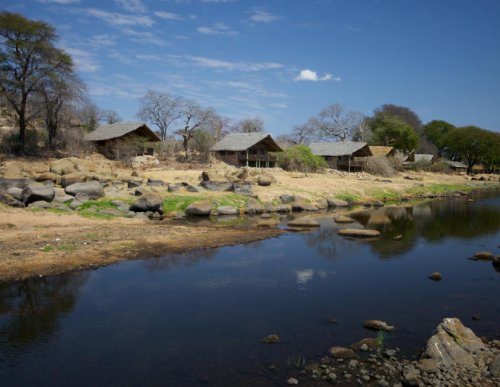 Foxes Ruaha River Lodge, Tanzania