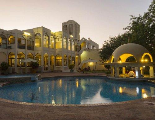 Victoria Falls Rainbow Hotel, Zimbabwe