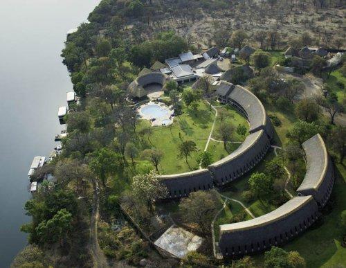 A'Zambezi River Lodge, Zimbabwe